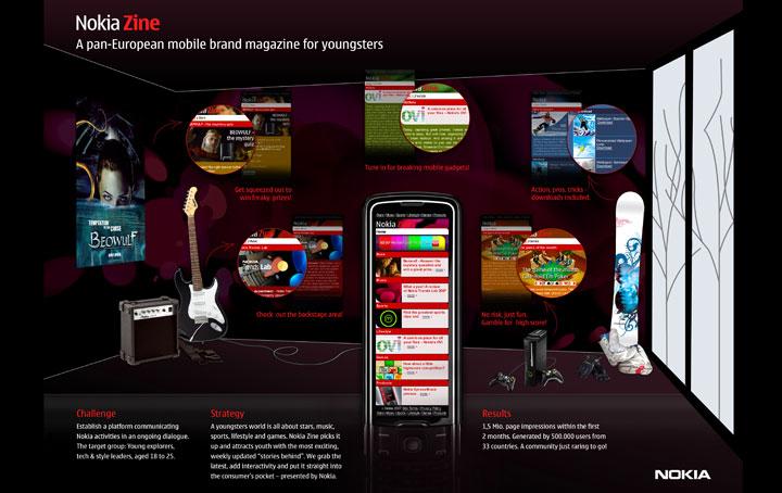 Nokiazine Case Stefie Plendl